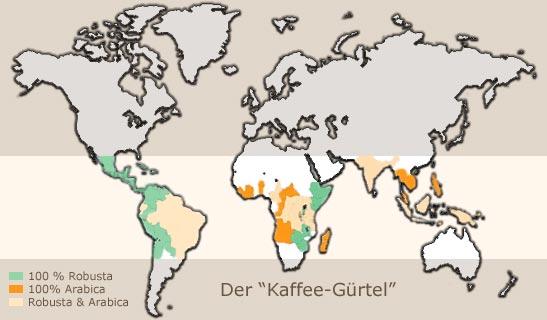 Kafe mapa
