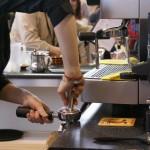 Pěchování kávy