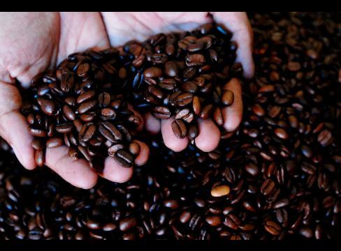 brazilská káva