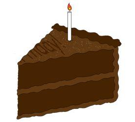 jemný kávový dortík