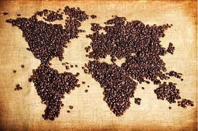 Káva po celém světě