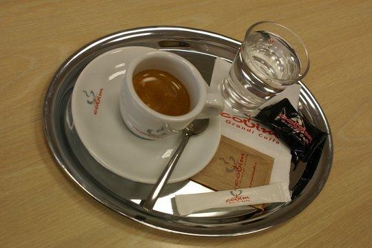 Covim espresso