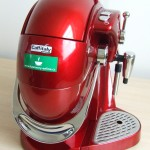 Caffitaly Nautilus Red