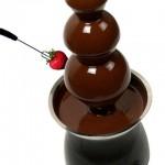 Cokolada na fontane