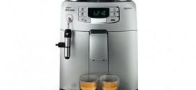 Kávovary Saeco Philips bodují