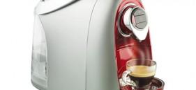 Kapslové kávovary Caffitaly S04