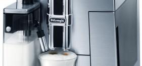 Primadonna De Luxe S – plnoautomatické kávovary DeLonghi