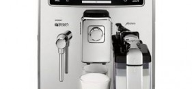 Saeco Philips – kávovary na otisk prstu