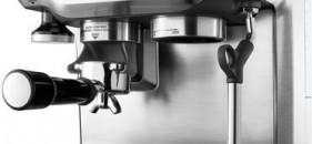 Pákové kávovary Catler s feshovým mlýnkem.