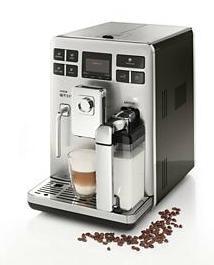 Kávovary Exprelia – další model Saeco Philips
