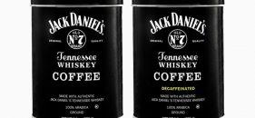 Káva Jack Daniel Tennessee Whiskey je na světě
