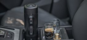 Cestovní kávovar na Nespresso kapsle, už i to je možné!